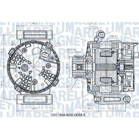 Lichtmaschine mit OEM-Nummer 1874992
