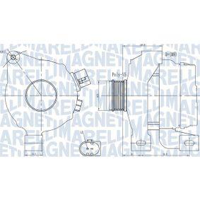 Lichtmaschine mit OEM-Nummer 3 065 913 6