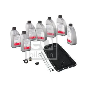 Parts Kit, automatic transmission oil change with OEM Number 24152333903