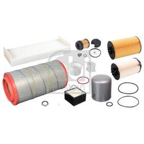 Teilesatz, Inspektion mit OEM-Nummer 81521550042