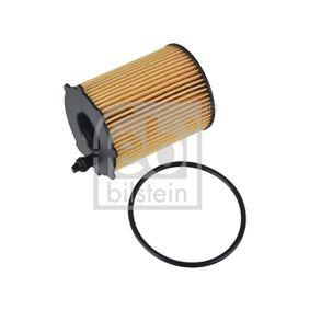 Filtro de aceite Diámetro exterior 2: 65mm, Diám. int.: 25,5mm, Altura: 82,2, 99mm con OEM número 1109.Z6