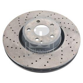 Bremsscheibe Bremsscheibendicke: 32mm, Ø: 342,0mm mit OEM-Nummer A231 421 11 12