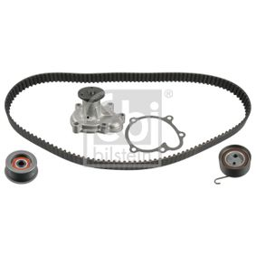 2002 Opel Corsa B 1.7 DTI 16V Water pump and timing belt kit 173021