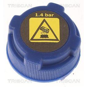 Sealing Cap, coolant tank 8610 27 PANDA (169) 1.2 MY 2010