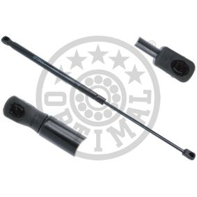 Gas Spring, boot- / cargo area Length: 520mm, Stroke: 203mm, Length: 520mm with OEM Number 51023704