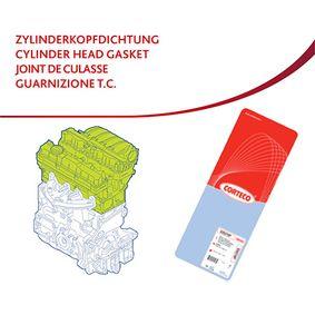 Dichtung, Zylinderkopf mit OEM-Nummer 11 12 8 630 684
