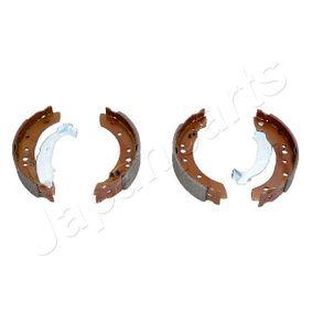 Bremsbackensatz Breite: 39mm mit OEM-Nummer 424201