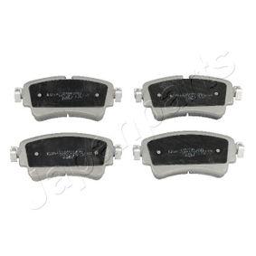 Brake Pad Set, disc brake with OEM Number 8W0 698 451L