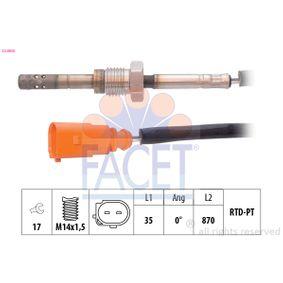 Sensor, Abgastemperatur mit OEM-Nummer 03L 906 088CC