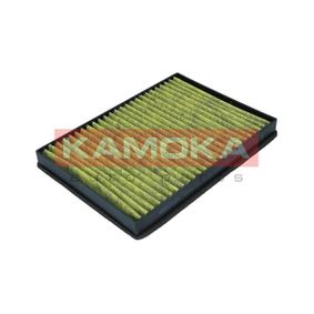 Filter, Innenraumluft Länge: 273mm, Breite: 207mm, Höhe: 27mm mit OEM-Nummer 95599725