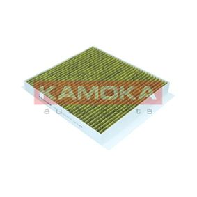 Filter, Innenraumluft Länge: 262mm, Breite: 232mm, Höhe: 29mm mit OEM-Nummer 1802422