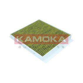 Filter, Innenraumluft Länge: 262mm, Breite: 232mm, Höhe: 29mm mit OEM-Nummer 90 559549