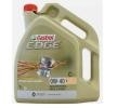 CASTROL Car oil MB 229.5 0W-40, Capacity: 5l