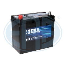 Starterbatterie Polanordnung: 1 mit OEM-Nummer 28800YZZCA