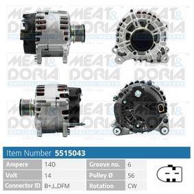 Lichtmaschine mit OEM-Nummer 06F.903.023HX