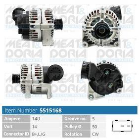 Lichtmaschine mit OEM-Nummer 12 31 7 501 593
