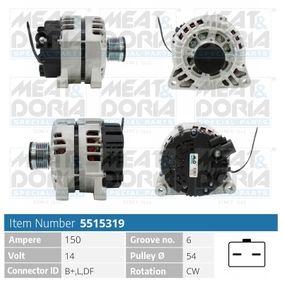 Lichtmaschine mit OEM-Nummer 06F903023HX