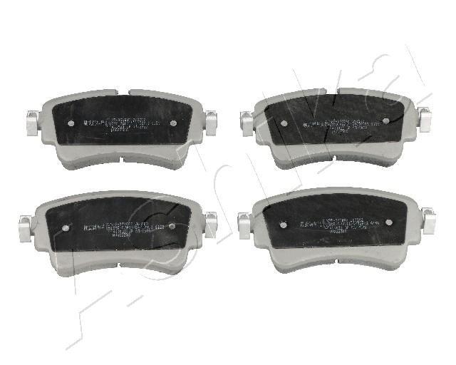 Brake Pads 51-00-0910 ASHIKA 51-00-0910 original quality