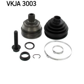 Gelenksatz, Antriebswelle Außenverz.Radseite: 38, Innenverz. Radseite: 33 mit OEM-Nummer VKN401 SKF
