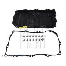 Hydraulikfilter, Automatikgetriebe Länge: 486mm, Breite: 285,0mm, Höhe: 50mm mit OEM-Nummer LR065238
