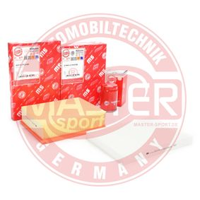 Filter Set with OEM Number 06A 115 561E