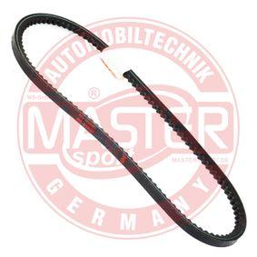V-Belt with OEM Number 5750.F6