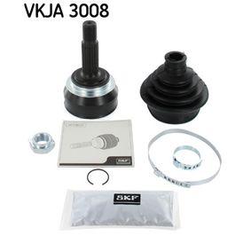Gelenksatz, Antriebswelle Innenverz. Radseite: 22 mit OEM-Nummer VKN401 SKF