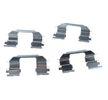 originale MAXGEAR 16213153 Tibehørsett, skivebremse belegg