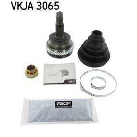 Gelenksatz, Antriebswelle Innenverz. Radseite: 25, Zähnez. ABS-Ring: 44 mit OEM-Nummer VKN401 SKF
