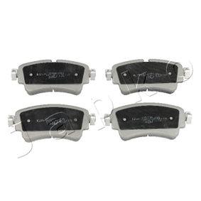Brake Pad Set, disc brake with OEM Number 8W0698451L