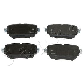 Brake Pad Set, disc brake Height 1: 65mm, Thickness: 16,1mm with OEM Number 8W0698451K