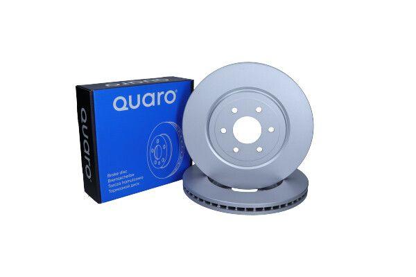 Bremsscheiben Satz QUARO QD1057 Erfahrung