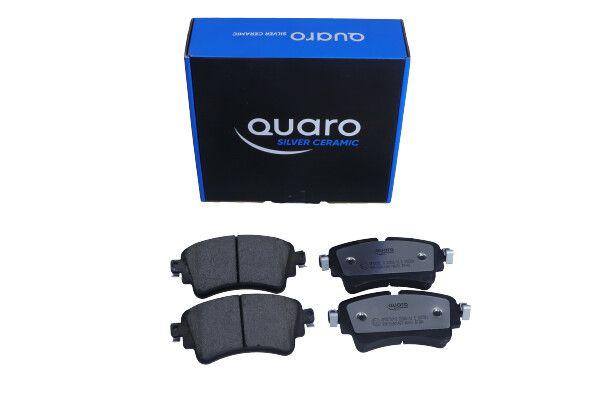 Disk brake pads QUARO QP2278C rating