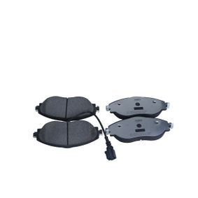 Brake Pad Set, disc brake Width: 175,2mm, Height: 69,5mm, Thickness: 20,0mm with OEM Number 5Q0 698 151 K