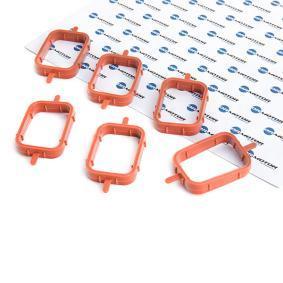 BMW E61 525d Ansaugkrümmerdichtung DR.MOTOR AUTOMOTIVE DRM0110S (525d Diesel 2005 M57 D25 (256D2))