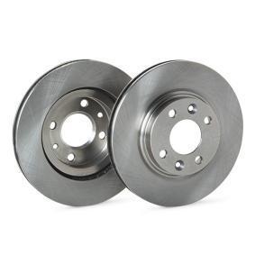 Brake Set, disc brakes Brake Disc Thickness: 22,0mm with OEM Number 40 20 622 12R