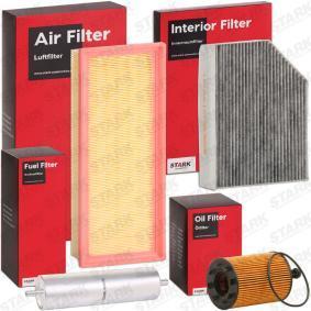 Filter-Satz mit OEM-Nummer 045115466C