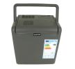 BLACK ICE Réfrigérateur de voiture avec fiche pour allume-cigarre, Poignet au boitier, sans chauffage, A+++