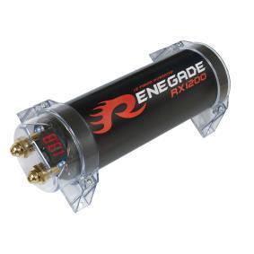 Car audio capacitor RX1200