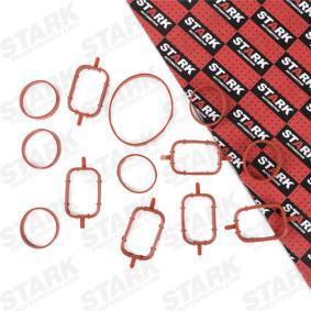 BMW E61 525d Ansaugkrümmerdichtung STARK SKGSI-2210039 (525d Diesel 2005 M57 D25 (256D2))