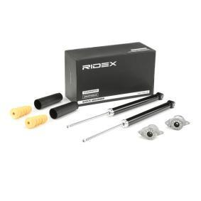 Suspension Kit, shock absorber with OEM Number 1J 051 342 5A