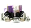 Silentblock brazo suspension Powerflex 16365718 eje delantero, ambos lados, Rodamiento de caucho-metal