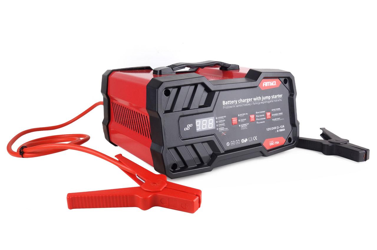 Batterieladegerät 02400 AMiO 02400 in Original Qualität