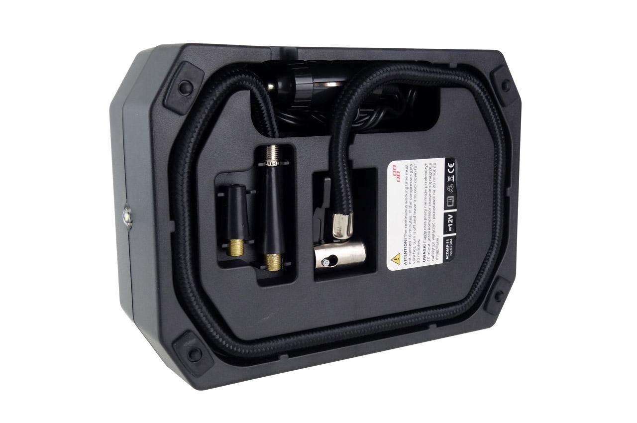 Compressor de ar AMiO 02384 classificação