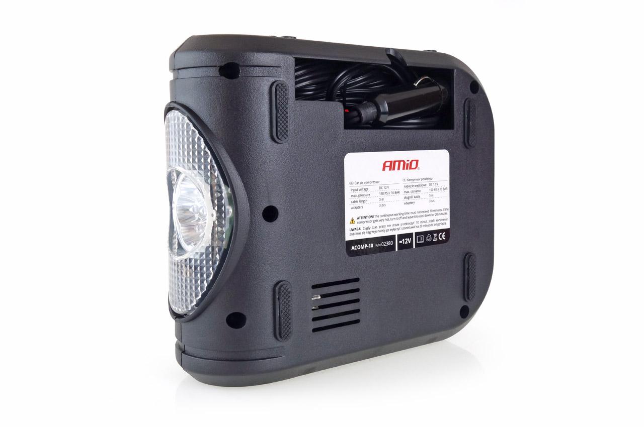 Compressor de ar AMiO 02380 classificação