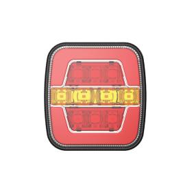 Nissan Juke f15 1.5 Heckleuchte AMiO RCL-05-LR 02370 (1.5 Benzin 2017 HR15DE)