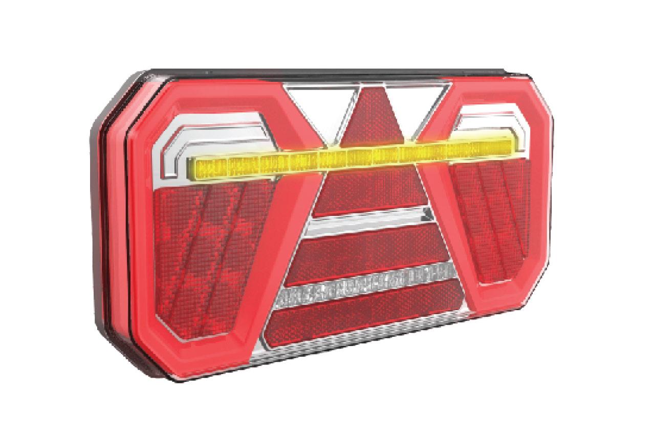 AMiO RCL-04-L 02368 Combination Rearlight