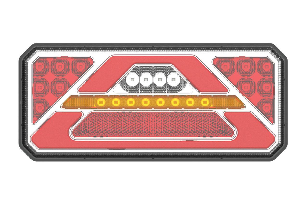 AMiO RCL-02-L 02364 Luce posteriore