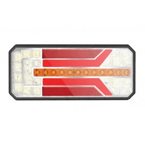 Combination Rearlight 02363 CIVIC 8 Hatchback (FN, FK) 2.0 R MY 2007