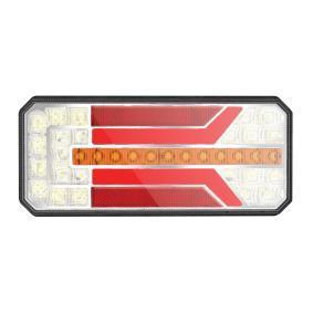 Combination Rearlight 02363 Qashqai / Qashqai +2 I (J10, NJ10) 1.5 dCi MY 2011